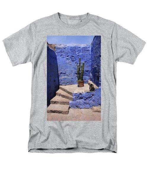 Santa Catalina Monastery Men's T-Shirt  (Regular Fit) by Aidan Moran