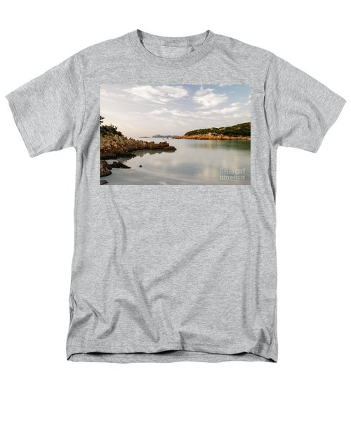 Men's T-Shirt  (Regular Fit) featuring the photograph Sardinian Coast I by Yuri Santin