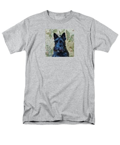 Men's T-Shirt  (Regular Fit) featuring the photograph Scottie by Michele Penner