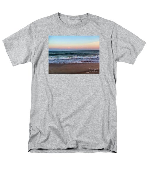 Men's T-Shirt  (Regular Fit) featuring the photograph Sea And Sky by Roberta Byram