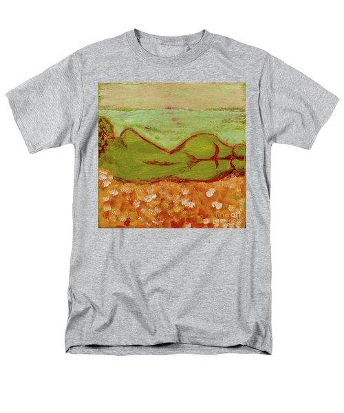 Seagirlscape Men's T-Shirt  (Regular Fit)