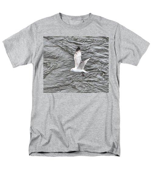 Seagull Sea Men's T-Shirt  (Regular Fit) by Yury Bashkin