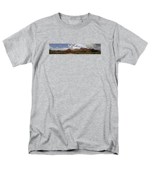 Men's T-Shirt  (Regular Fit) featuring the photograph Sedona Az by Elaine Malott
