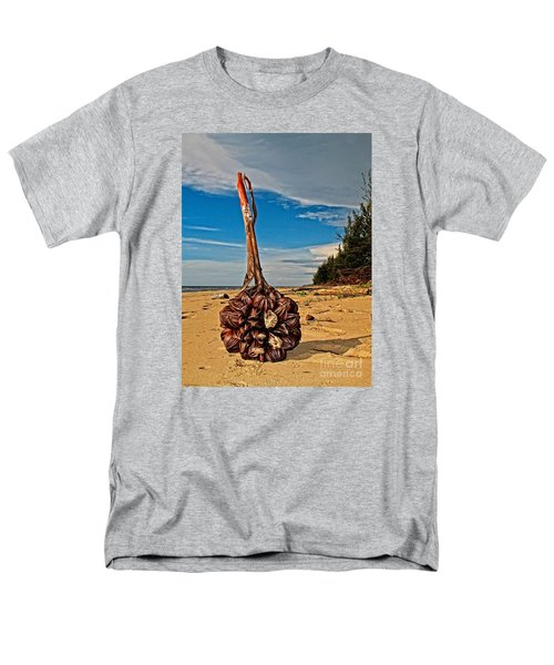 Men's T-Shirt  (Regular Fit) featuring the photograph Seeds For The World by Gary Bridger
