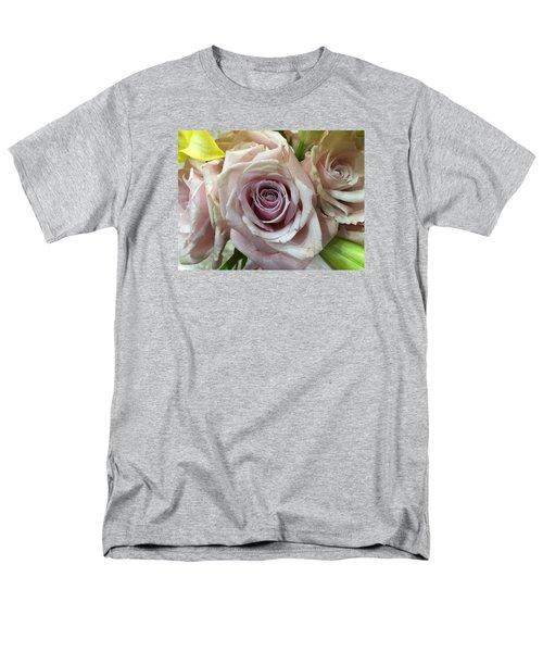 September Rose Men's T-Shirt  (Regular Fit) by Russell Keating