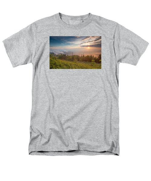 Men's T-Shirt  (Regular Fit) featuring the photograph Serenity by Doug McPherson