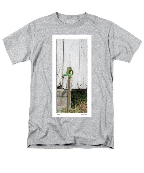 Shadow Men's T-Shirt  (Regular Fit) by R Thomas Berner
