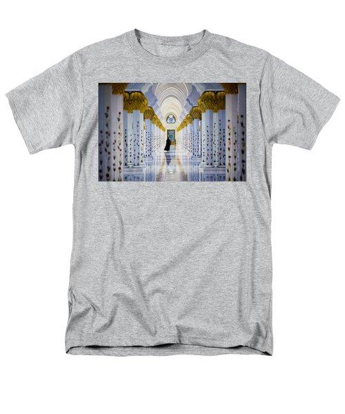 Sheikh Zayed Grand Mosque Men's T-Shirt  (Regular Fit) by Ian Good