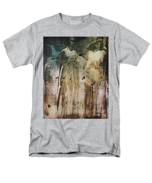 Men's T-Shirt  (Regular Fit) featuring the digital art Shop Window by Alexis Rotella