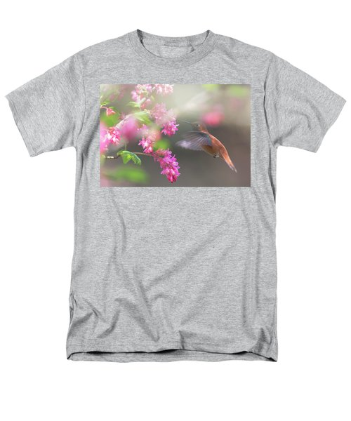 Sign Of Spring 2 Men's T-Shirt  (Regular Fit) by Randy Hall