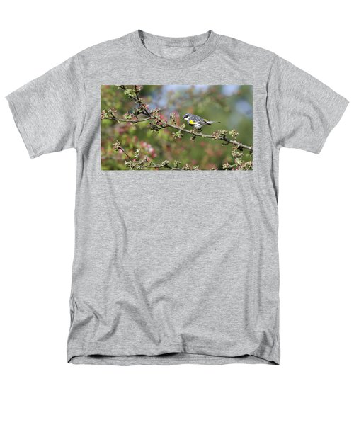Signs Of Spring Men's T-Shirt  (Regular Fit) by Stephen Flint