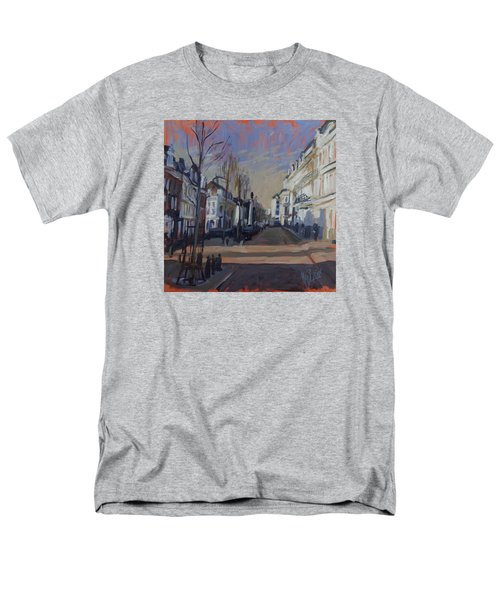 Silence Before The Storm Men's T-Shirt  (Regular Fit) by Nop Briex