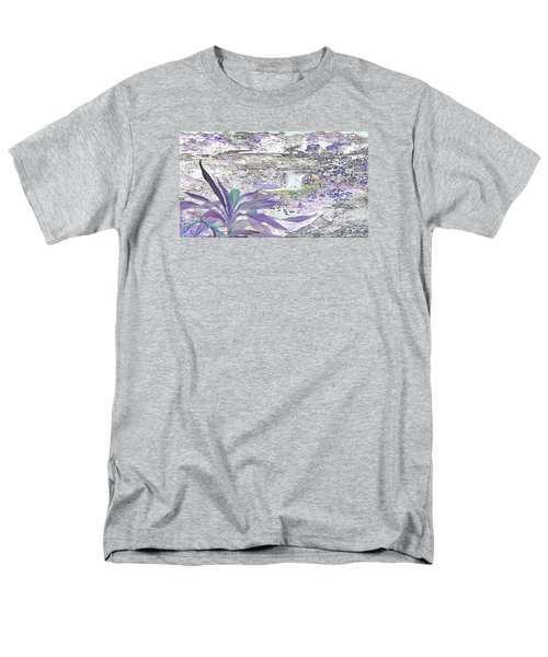 Men's T-Shirt  (Regular Fit) featuring the photograph Silent Journey by Mike Breau