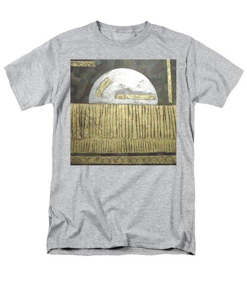 Silver Moon Men's T-Shirt  (Regular Fit) by Bernard Goodman