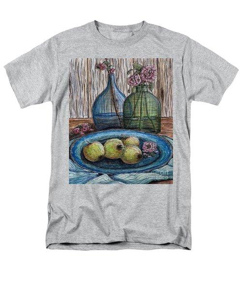 Simple Pleasures Men's T-Shirt  (Regular Fit) by Kim Jones