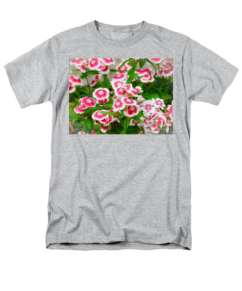 Simply Flowers Men's T-Shirt  (Regular Fit) by Rand Herron
