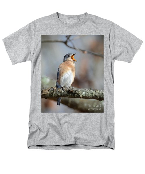 Singing This Song For You Men's T-Shirt  (Regular Fit) by Amy Porter
