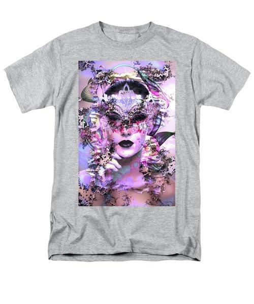 Skin Deep Men's T-Shirt  (Regular Fit) by Kathy Kelly