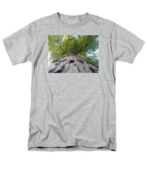 Men's T-Shirt  (Regular Fit) featuring the photograph Skyward by Teresa Schomig