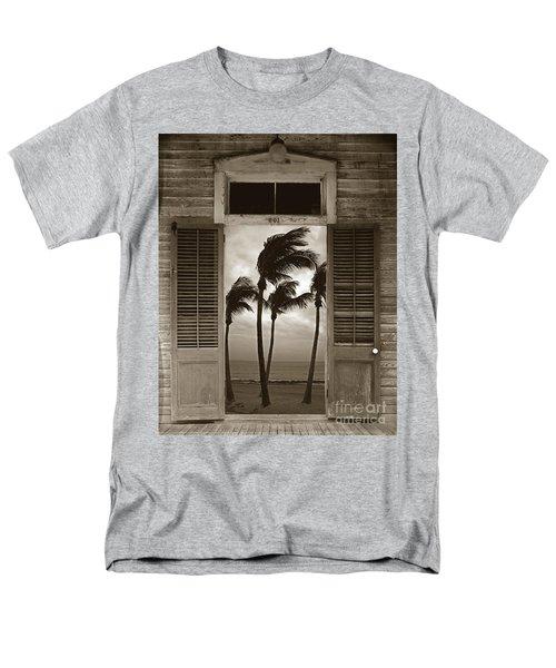 Slip Away To Paradise Men's T-Shirt  (Regular Fit) by John Stephens
