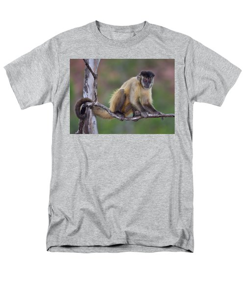 Men's T-Shirt  (Regular Fit) featuring the photograph Smarty Pants by Tony Beck