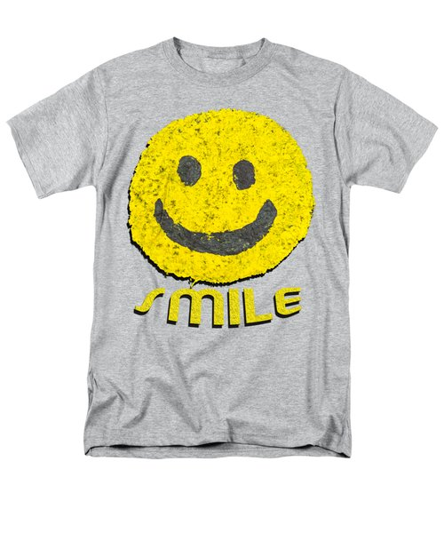 Men's T-Shirt  (Regular Fit) featuring the photograph Smile by Thomas Young