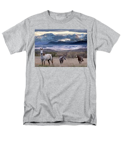 Snapshot Men's T-Shirt  (Regular Fit) by Bill Stephens