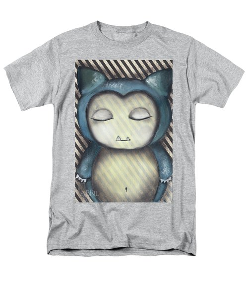 Snorlax Men's T-Shirt  (Regular Fit) by Abril Andrade Griffith