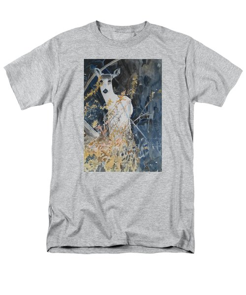 Snow White Men's T-Shirt  (Regular Fit) by Christine Lathrop