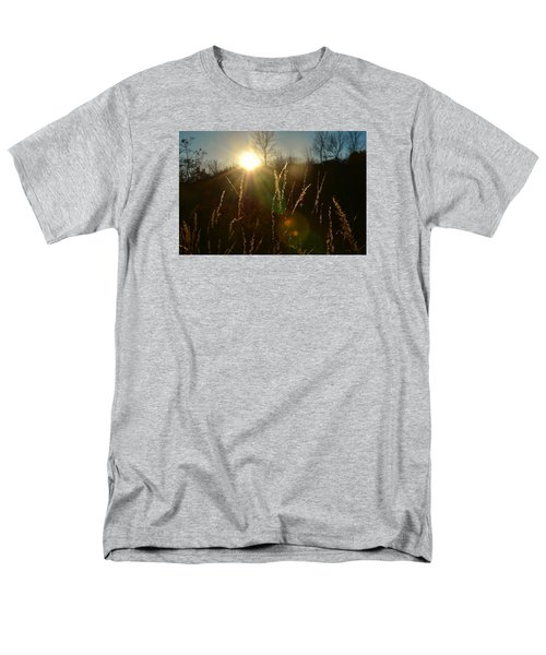 Solar Flares Men's T-Shirt  (Regular Fit)