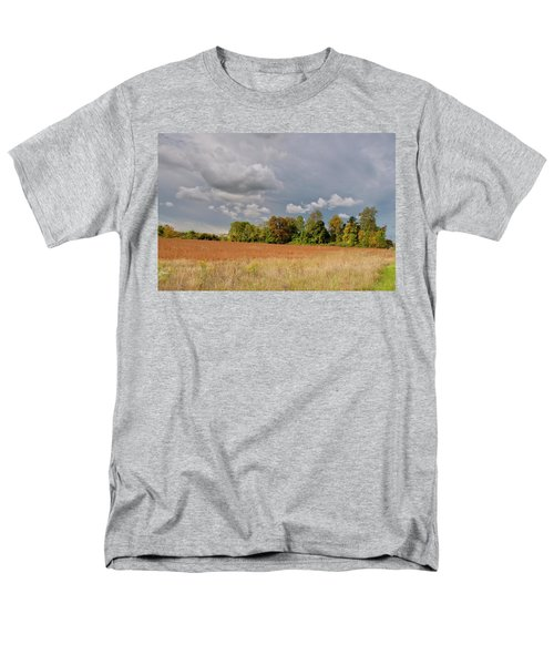 Men's T-Shirt  (Regular Fit) featuring the photograph Somerset Sky 3069 by Guy Whiteley