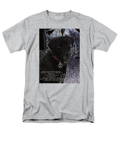 Sophie Men's T-Shirt  (Regular Fit)