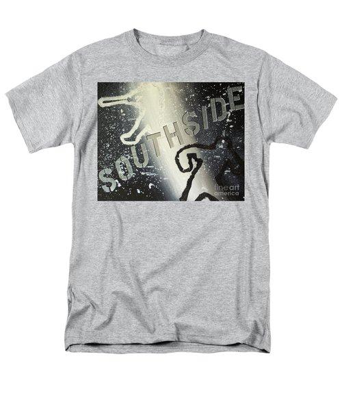 Southside Sox Men's T-Shirt  (Regular Fit) by Melissa Goodrich