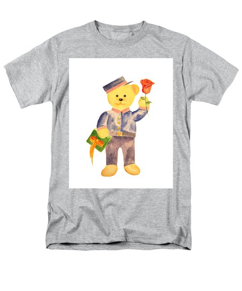 Special Delivery Men's T-Shirt  (Regular Fit) by Elizabeth Lock