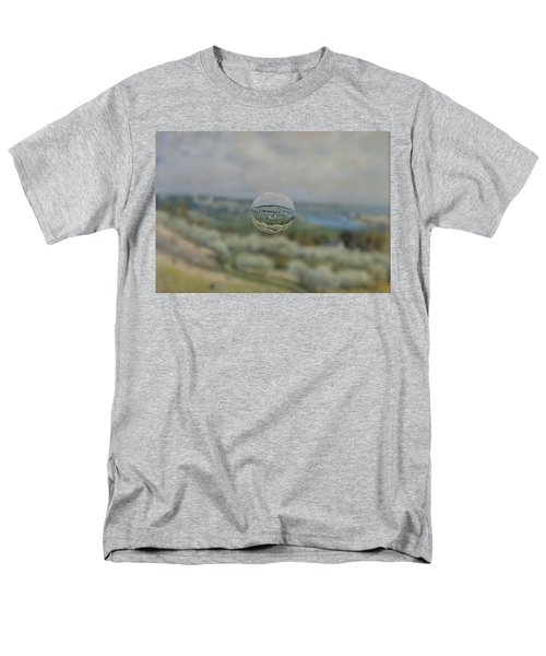 Sphere 24 Sisley Men's T-Shirt  (Regular Fit) by David Bridburg