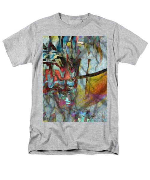 Men's T-Shirt  (Regular Fit) featuring the photograph Spirit Quest by Kathie Chicoine