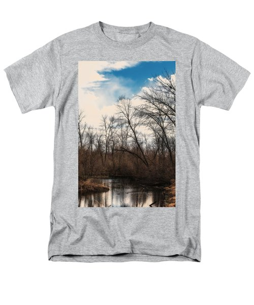 Men's T-Shirt  (Regular Fit) featuring the photograph Spring Day by Edward Peterson