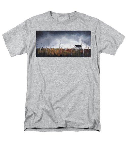 Spring Thaw Men's T-Shirt  (Regular Fit) by Carolyn Doe