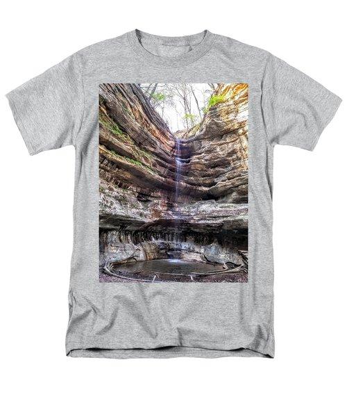 Spring Trickling In Men's T-Shirt  (Regular Fit) by Darren Robinson