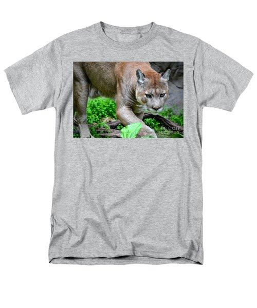 Stalking Men's T-Shirt  (Regular Fit) by Deb Halloran