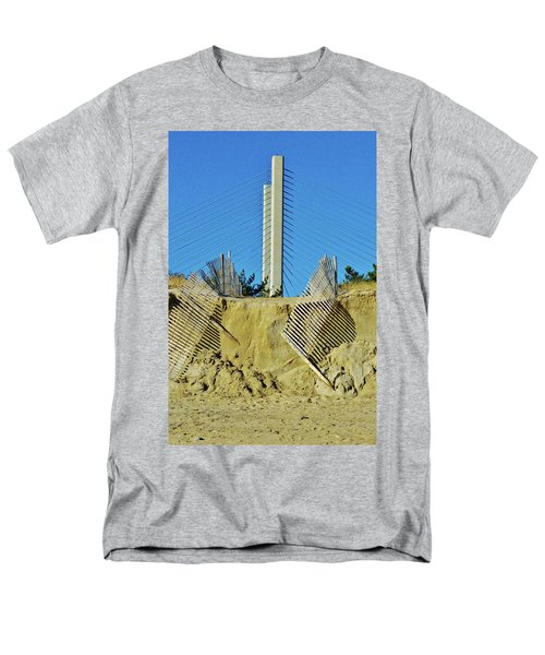 Stand The Storm Men's T-Shirt  (Regular Fit) by William Bartholomew