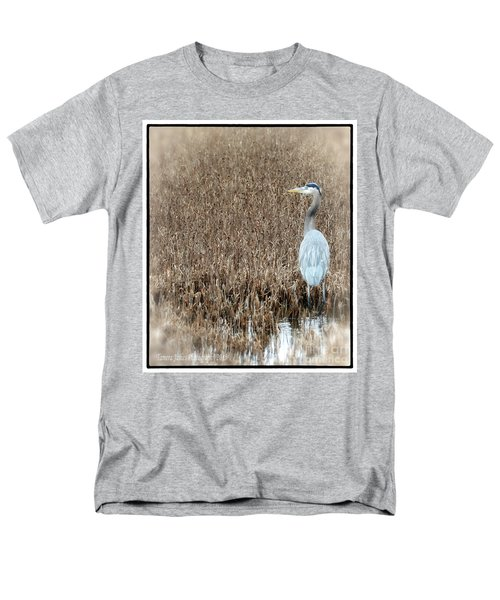 Men's T-Shirt  (Regular Fit) featuring the photograph Standing Alone by Tamera James