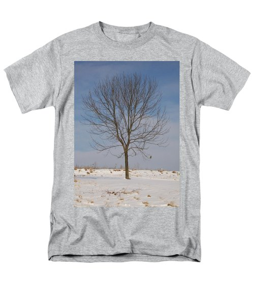 Men's T-Shirt  (Regular Fit) featuring the photograph Standing Tall by Sara  Raber