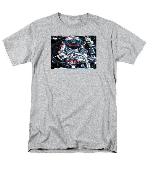 Men's T-Shirt  (Regular Fit) featuring the photograph Steel Heartbeat by Rebecca Davis