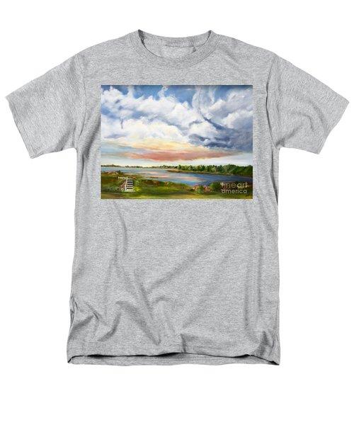 Stoker's  Swift Creek Men's T-Shirt  (Regular Fit)
