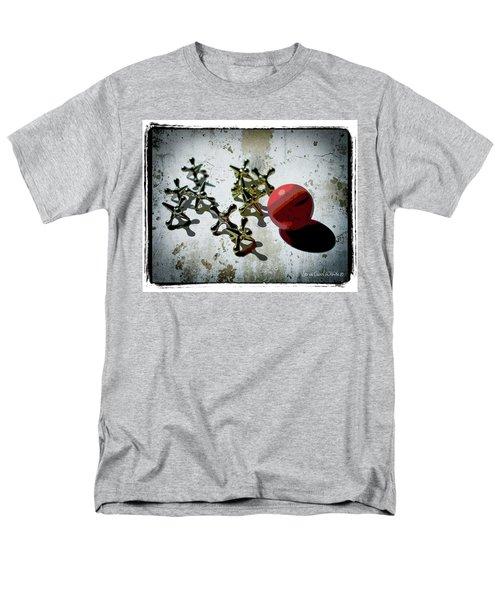 Street Games Men's T-Shirt  (Regular Fit)