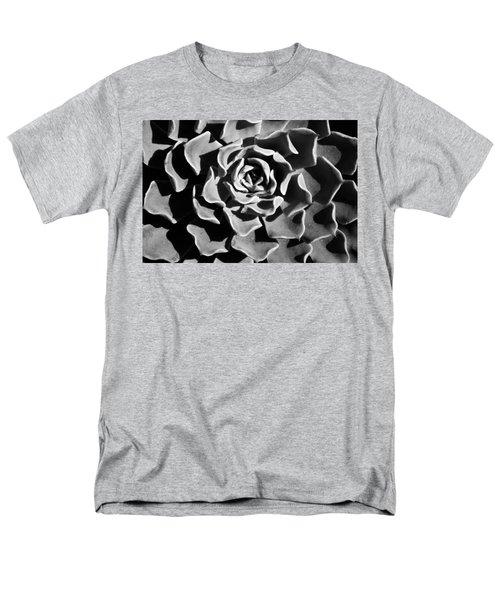 Succulent Extrem  Men's T-Shirt  (Regular Fit) by Catherine Lau