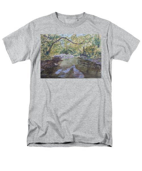 Summer On The South Tow River Men's T-Shirt  (Regular Fit) by Joel Deutsch