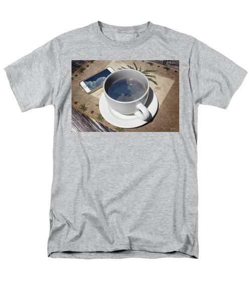 Summer Reflections Men's T-Shirt  (Regular Fit) by Phil Mancuso