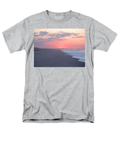 Men's T-Shirt  (Regular Fit) featuring the photograph Sun Brightened Clouds by  Newwwman